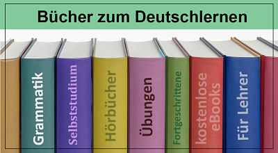 Books to Help You Learn German