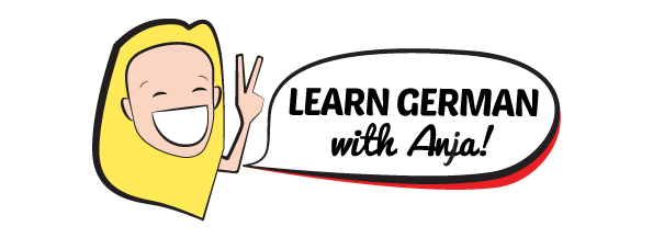 Learn german with Anja